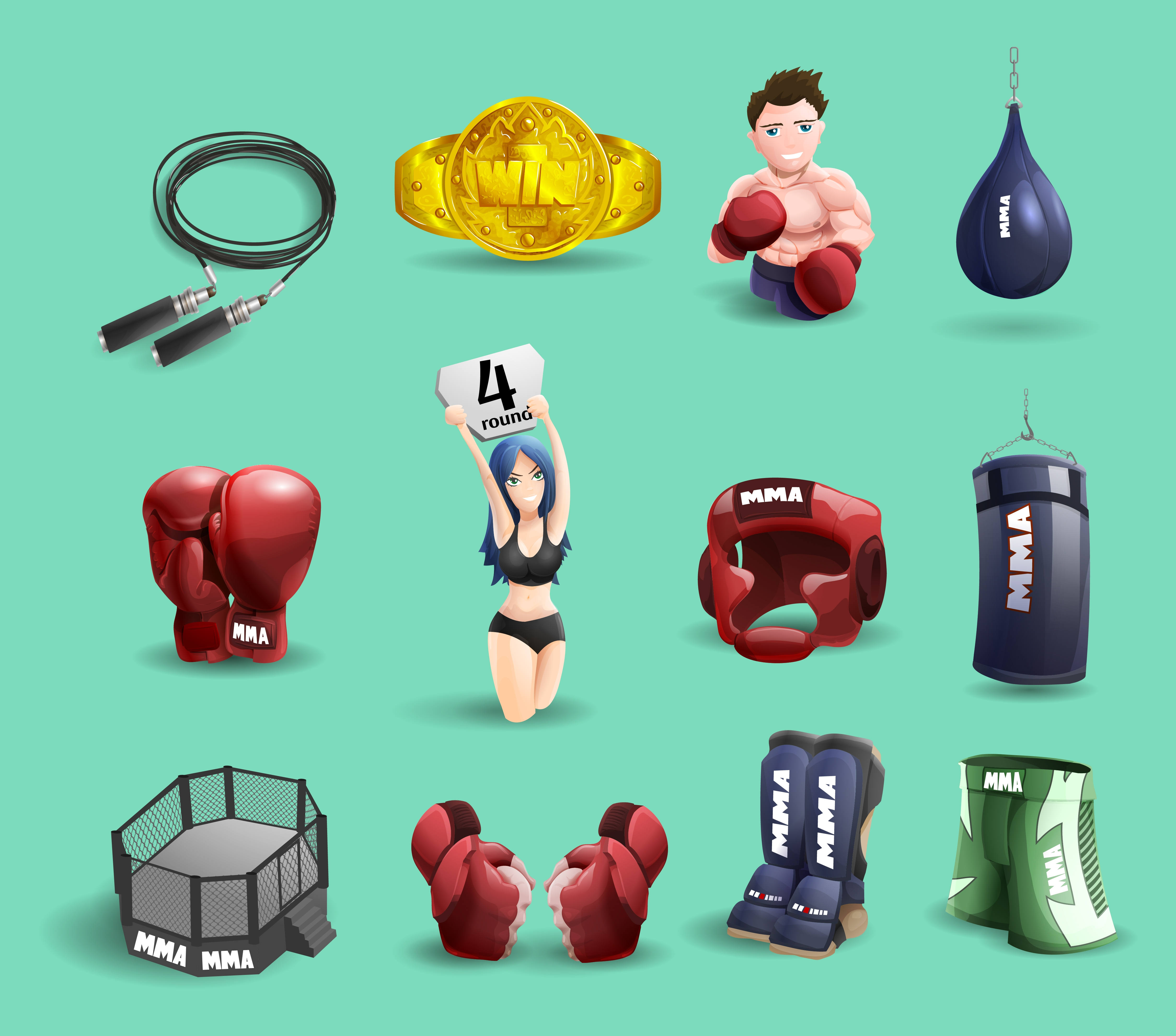 Things You Need to Know About MMA Gloves
