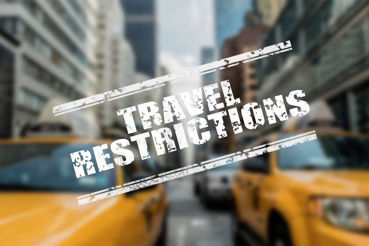 Travel Restrictions: Where Can I Travel?