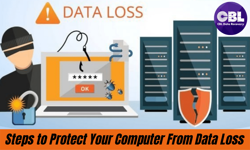 Steps to Protect Your Computer From Data Loss