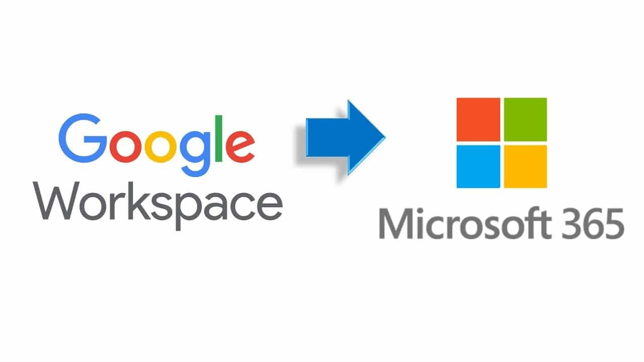 How to Move Google Workspace Contacts to Office 365
