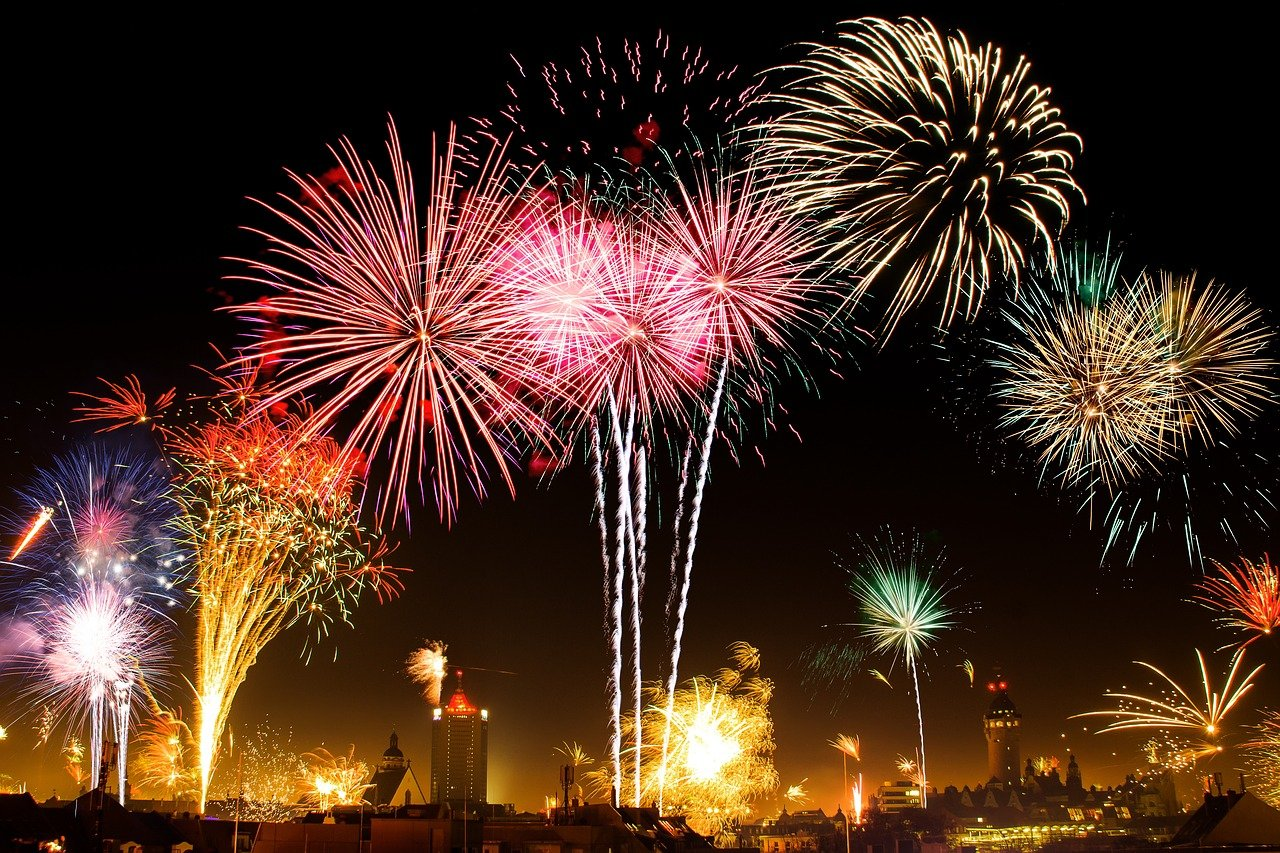 New Years events celebrations across the Globe
