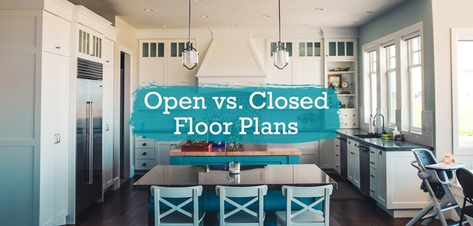 Open vs Closed Floor Plans: Considerations